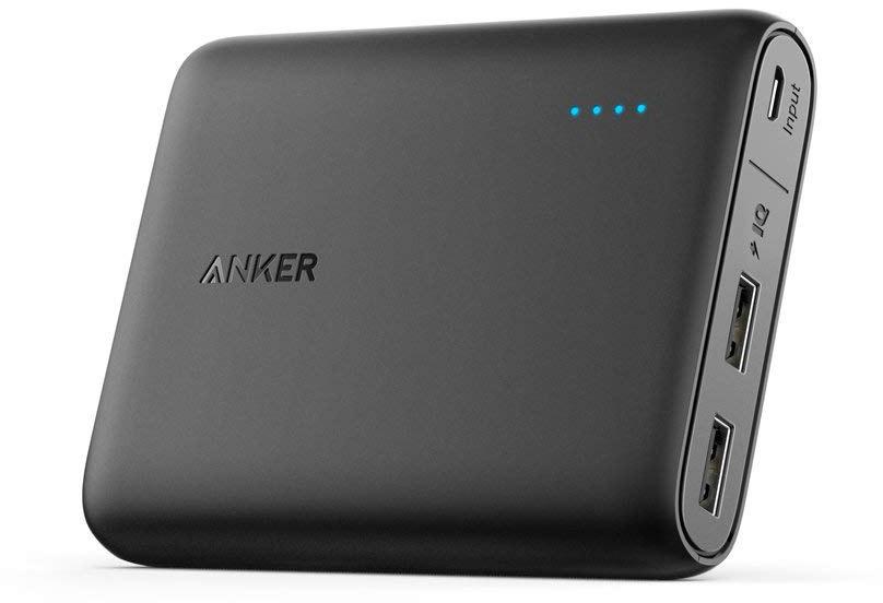 Anker PowerCore 10400 мАч.