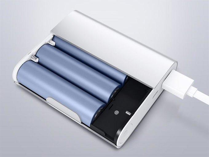 Внешний аккумулятор (Power Bank) - фото Портативная зарядка.