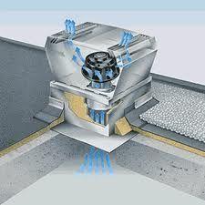 Крышный Вентилятор Remak RF 40/28-4E - фото 1