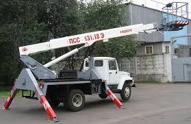 Аренда Услуги Автовышки с Водителем, Киев - фото 1