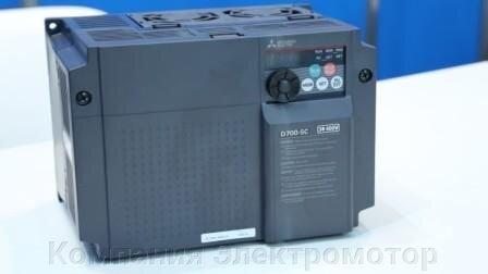 Преобразователь частоты Mitsubishi FR-D740-050-EC