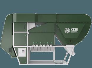 оборудование сортировки зерна