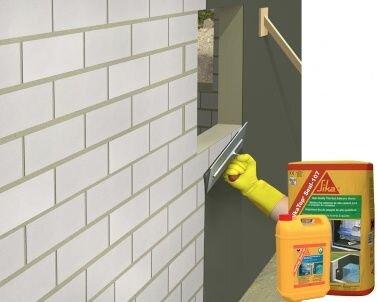 Двухкомпонентная цементно-полимерная обмазочная гидроизоляция и защита бетона Sika® TopSeal-107 - фото pic_49ff0915b18220a_700x3000_1.jpg