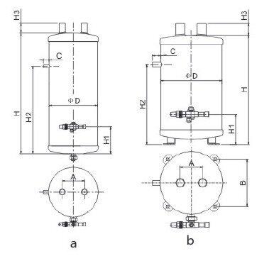 RSPH-307  3 в 1 (Ресивер, отделитель жидкости, теплообменник) - фото pic_ea7cf0695f2818804dc1b99ff779d5aa_1920x9000_1.jpg