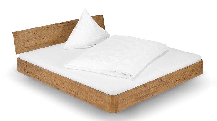 Кровать из массива дерева 036 - фото 1