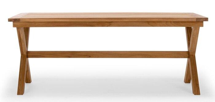 Стол обеденный из массива дерева 034 - фото 2