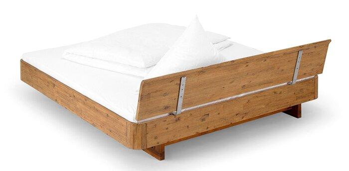 Кровать из массива дерева 036 - фото 3