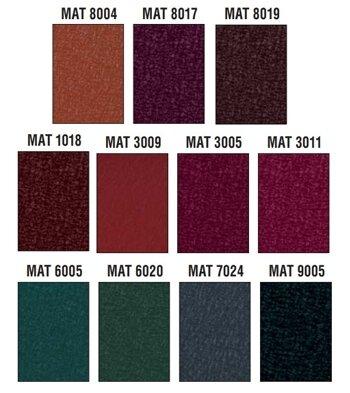 Металлочерепица Kvinta MAT PE (0,45) Турция все цвета - фото pic_6f81f65e042ed4de6ef205de8ed0e8ee_1920x9000_1.jpg