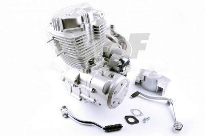 Двигатель MINSK CG-150 сс с нижним распредвалом на толькателях Минск, Лифан, Мустанг, ЗУБР, ФОТОН, ФАЙВСТАР - фото двигатель на мотоцикл