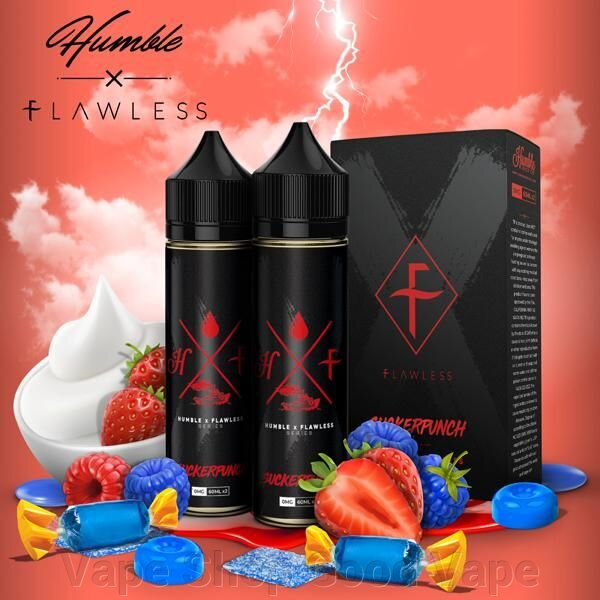 Humble x Flawless Suckerpunch 60ml 3mg. - фото pic_88befed8b4d9fa7_1920x9000_1.jpg