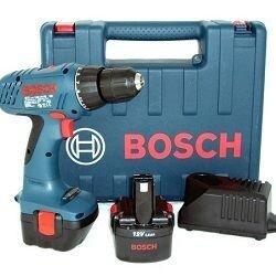 Аккумуляторная дрель-шуруповерт Bosch GSR 12-2 Professional - фото 1