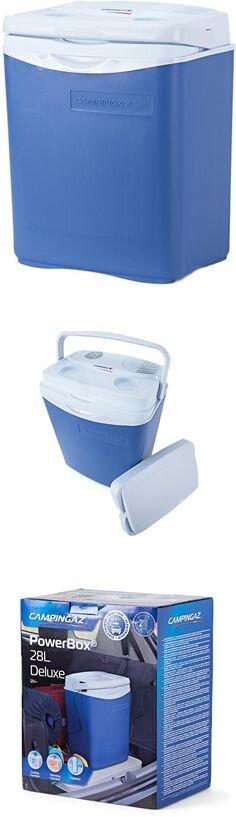 Переносной холодильник для машин Powerbox Deluxe, 28 л, обогрев/холод - фото pic_b788e38c2e78bb0_700x3000_1.jpg