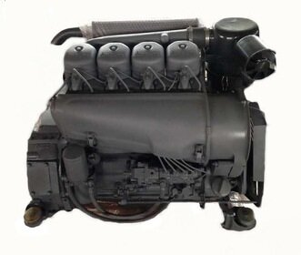 Дизельні двигуни Deutz - фото дизельні двигуни Deutz