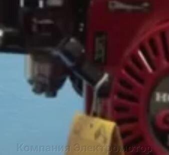 Мотопомпа Honda WMP20X1