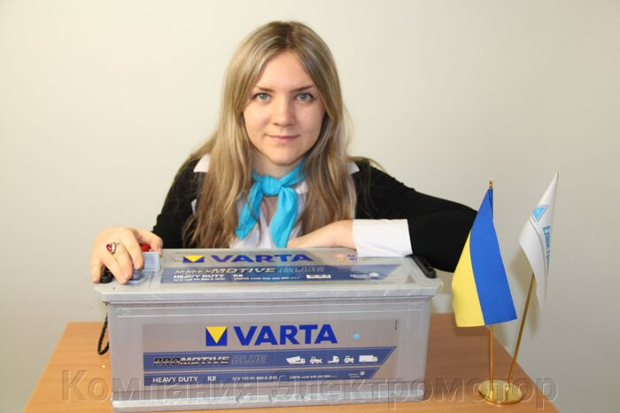 Battery Varta 6st-85 Silver Speaker - /+ (код 580200080)