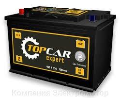 Аккумулятор TOP CAR Expert 6СТ-60Ah L+ 480(En)