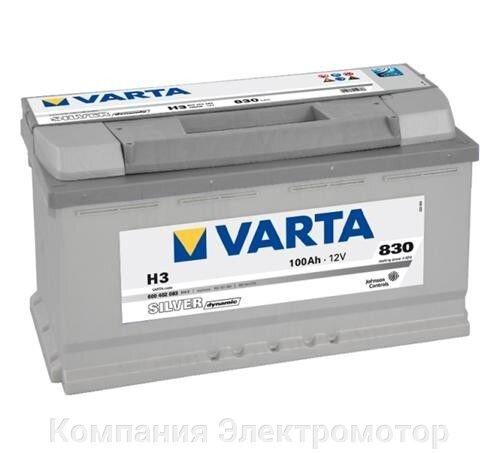 Аккумулятор Varta Silver Dynamic 6СТ-100