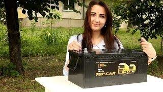 Аккумуляторы top car 6СТ-190 EUR