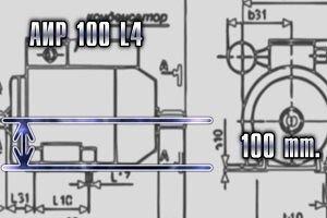 Электродвигатель АИР100 L4 (Промэлектро)