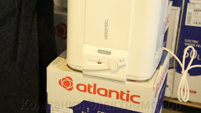 Бойлер Atlantic Steatite VM 50 S3С