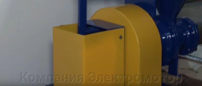 Кормоэкструдер шнековый кэш-1 380в