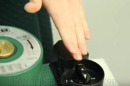 DAB DPH 120/280.50 M циркуляционный насос