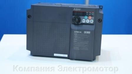 Частотный преобразователь Mitsubishi FR-D740-036-EC