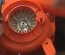 Воздуходувка Oleo-Mac BV 300