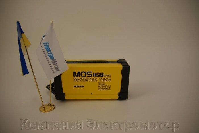 Сварочный инвертор Deca MMA MOS 168 EVO