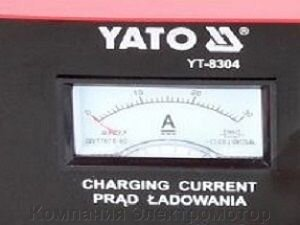 Зарядное устройство YATO YT-8304