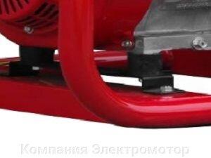 Бензиновый генератор AGT 7501 HSB