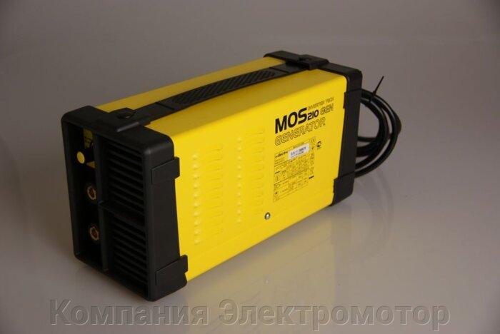 Сварочный инвертор Deca MMA MOS 210 GEN