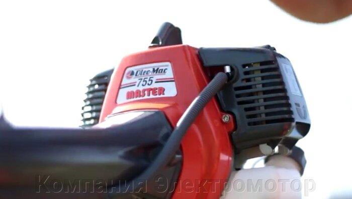Мотокоса Oleo-Mac 755 Master - фото Мотокоса Oleo-Mac 755 Master