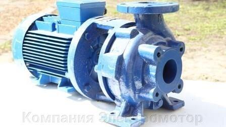 Насос КM 100-80-160 (15*3000)