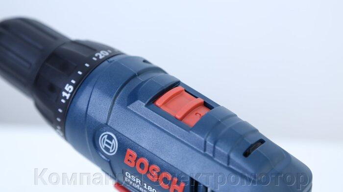Аккумуляторная дрель-шуруповёрт Bosch GSR 1800-LI - фото Аккумуляторная дрель-шуруповёрт Bosch GSR 1800-LI
