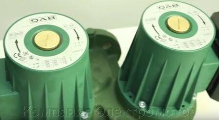 DAB DPH 120/250.40 T циркуляционный насос