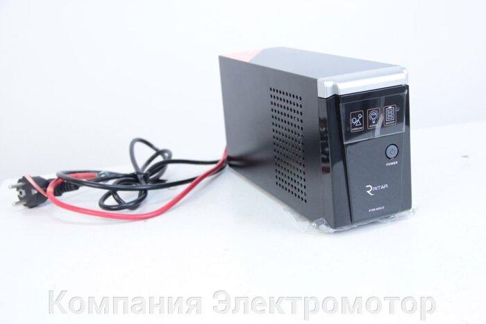 ИБП RITAR RTSW-600 LCD