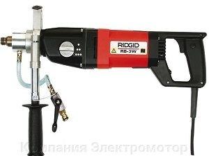 Дрель алмазного бурения RIDGID RB-3W-С (станина, устр. удаления пыли, ключи, анк. крепление, вакуумный насос, шланг) - фото Дрель алмазного бурения RIDGID RB-3W-С (станина, устр. удаления пыли, ключи, анк. крепление, вакуумный насос, шланг)