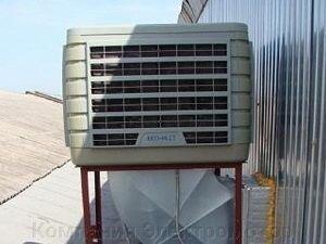 Промышленный охладитель воздуха Jhcool JH18APV-D - фото Промышленный охладитель воздуха Jhcool JH18APV-D