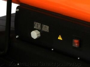 Дизельная тепловая пушка Vitals DHС-801