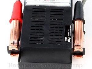 Аналоговый аккумуляторный тестер YATO YT-8310