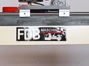 Заточной станок FDB Maschinen TS 700