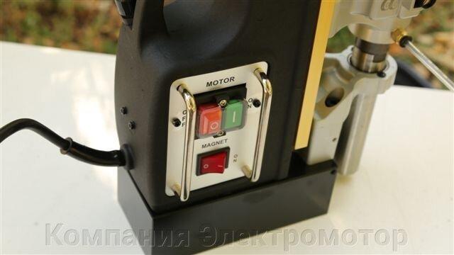 Сверлильная машина AGP TP 2000 на магнитной основе