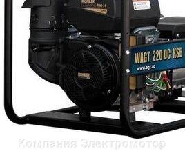 Сварочный генератор Wagt 220 DC KSB