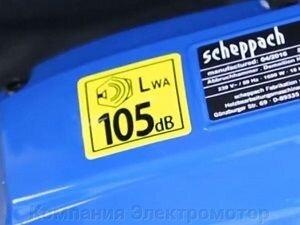 Отбойный молоток Scheppach AB 1600