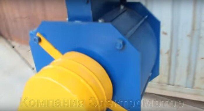 Зернодробилка Эликор 4