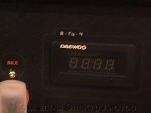 Бензиновый генератор Daewoo GDA 8500DPE-3 - фото Бензиновый генератор Daewoo GDA 8500DPE-3