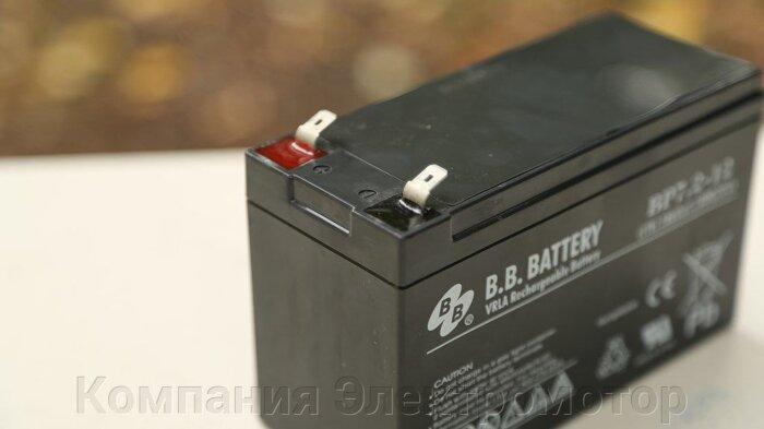 Аккумулятор BB Battery BP7.2-12