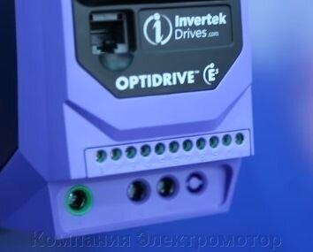 Преобразователь частоты Optidrive ODE-3-120043-1F12-01