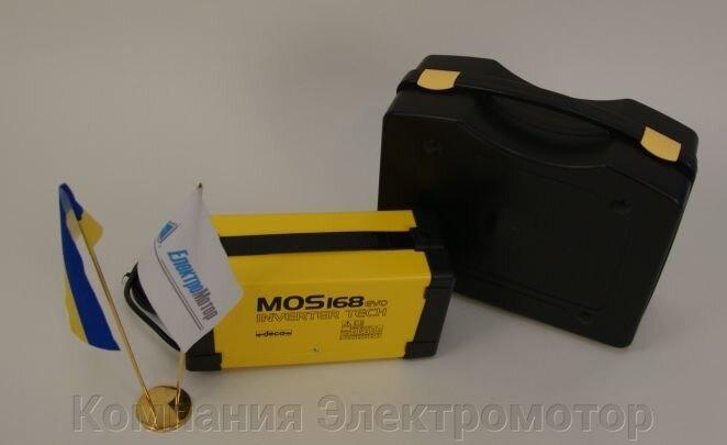 Сварочный инвертор DECA MOS 138E